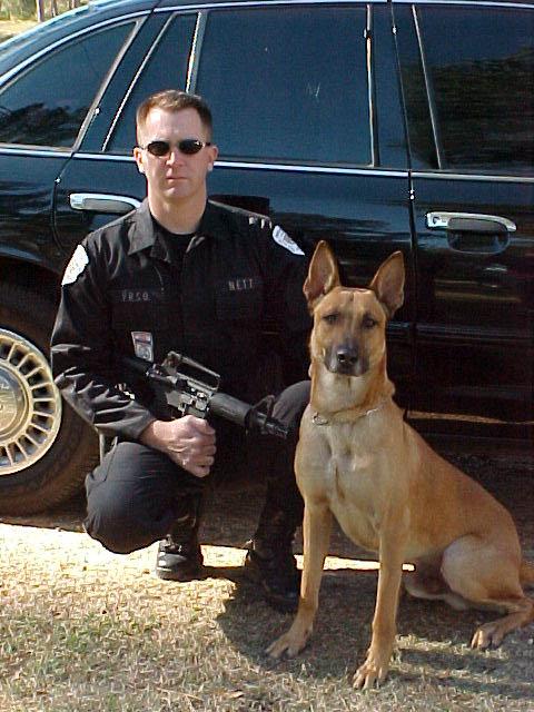 PSD Kennels Police Service Dog Poplarville MS