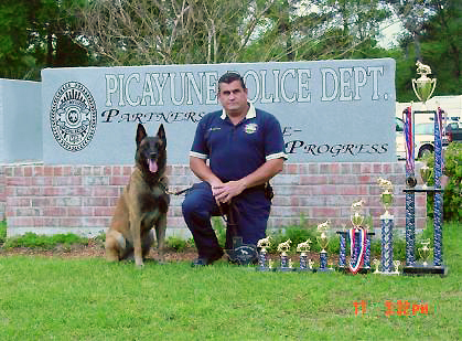 PSD Dogs save officers soldiers and private citizens protection dogs from PSD Kennels