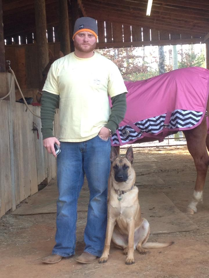 Kolt Proudly owned by Nathan Burris bought from PSD Kennels